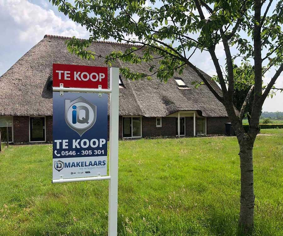 Huis verkopen Hoogeveen